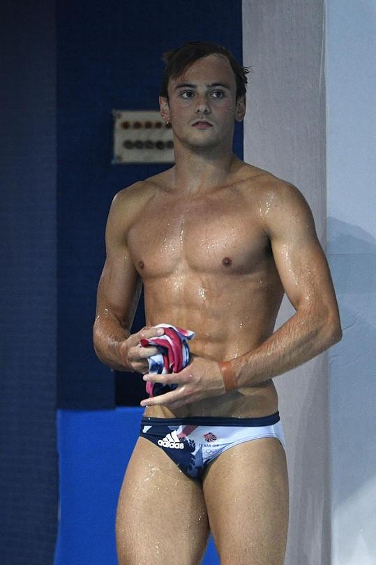 Tom loni na olympiádě v Riu