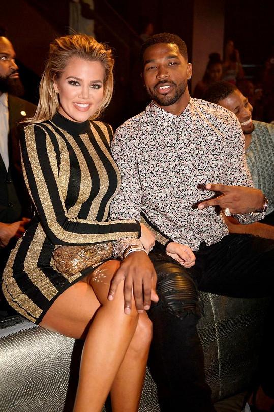 Khloé Kardashian a Tristan Thompson se k sobě vrátili.
