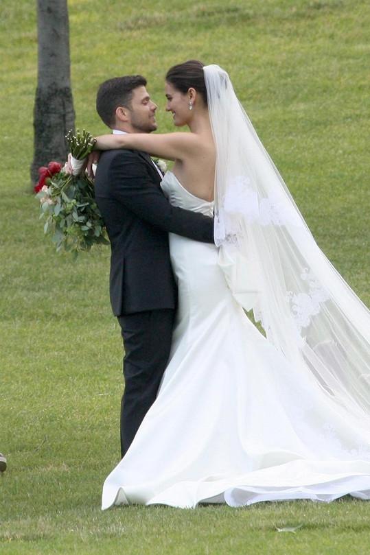 Jerry a Breanne už tvoří manželský pár.