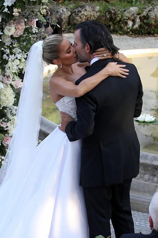 Sylvie Meis a Niclas Castello se vzali.