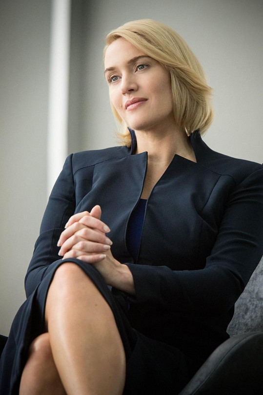 Kate Winslet byla těhotná při natáčení filmu Divergent, akční scény však chtěla dělat sama.