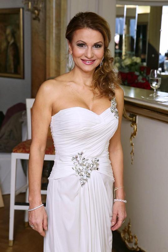 Yvetta Blanarovičová si před koncertem dala detox.