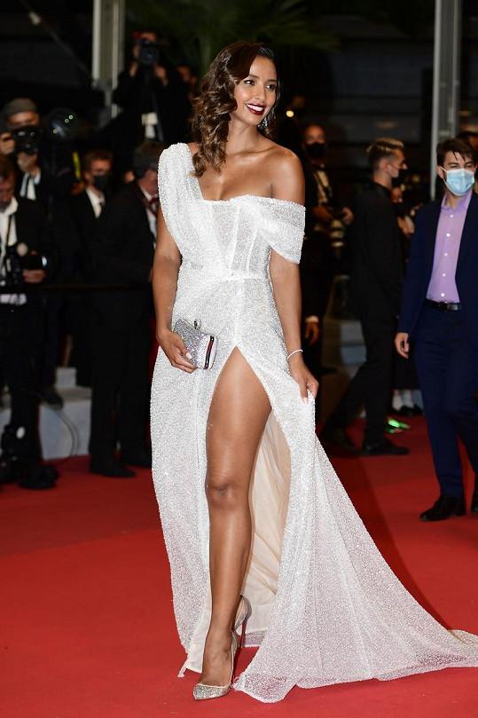 Francouzská modelka a Miss France 2014 Flora Coquerel