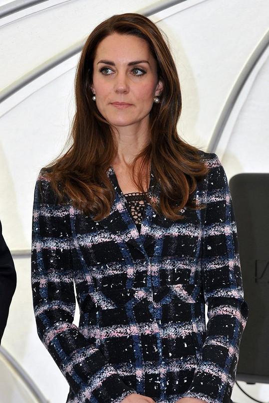 Vévodkyně z Cambridge může být s výběrem spokojená.