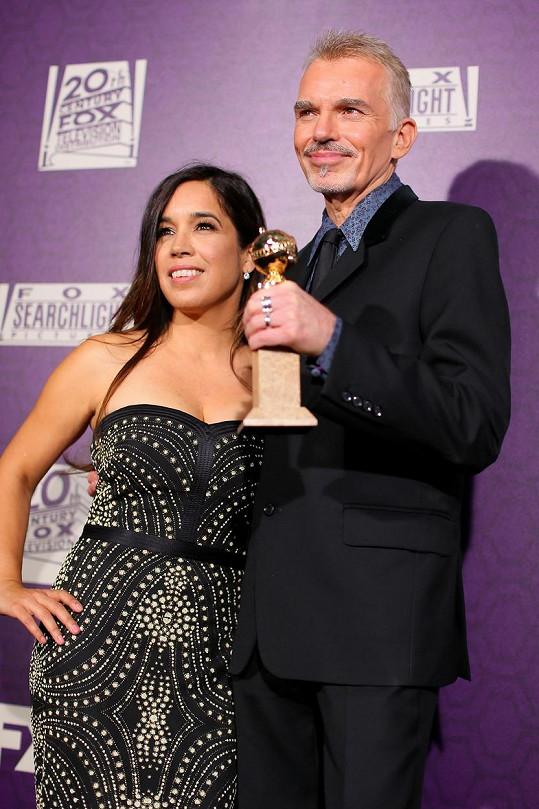 Letos se herec dočkal Zlatého glóbu za seriál Fargo.