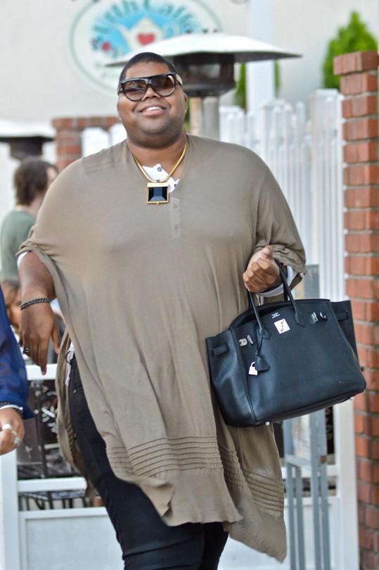 Takhle obézní byl EJ v roce 2013.