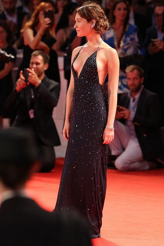 Italská herečka Cristiana Capotondi (36)