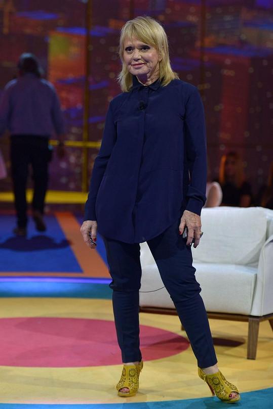 Takhle vypadá legendární italská zpěvačka dnes.