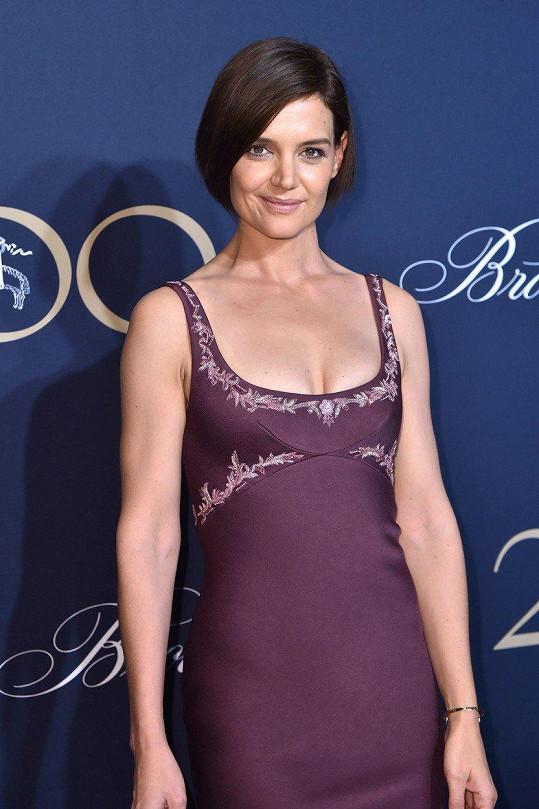 Herečka a bývalá manželka Toma Cruise vypadala báječně.
