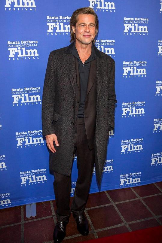 Na filmovém festivalu v Santa Barbaře byl hojně obletovaný.