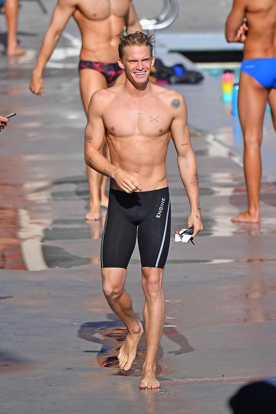 Cody Simpson byl prý do Miley vždy blázen.