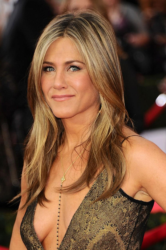 Aniston na SAG Awards