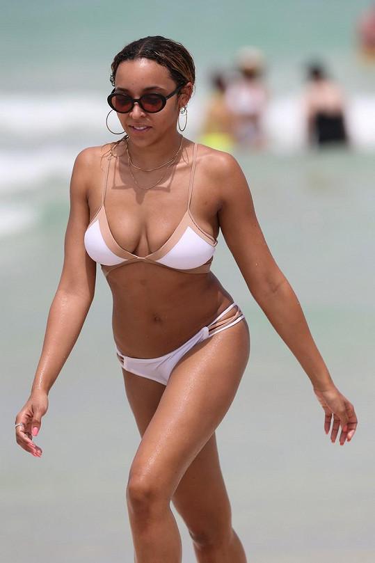 Ale užila si i něco z floridských pláží