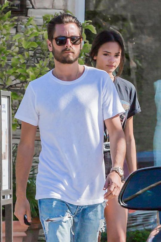 Scott už vzal Christine i na dovolenou do Mexika.