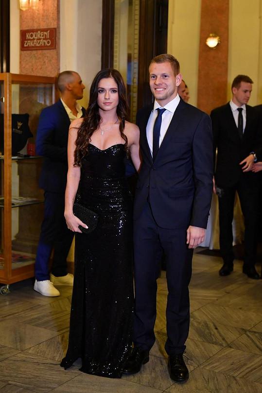 V chomoutu už je i Matěj Vydra, který se oženil s partnerkou Šárkou.