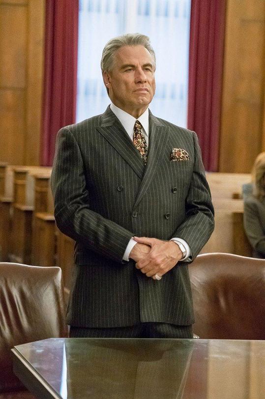 John Travolta ve filmu Gotti