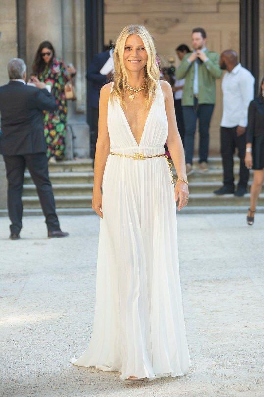 Gwyneth Paltrow promluvila o ženské kráse a stárnutí.