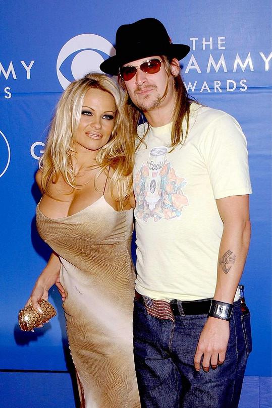 S manželem číslo dvě Kidem Rockem