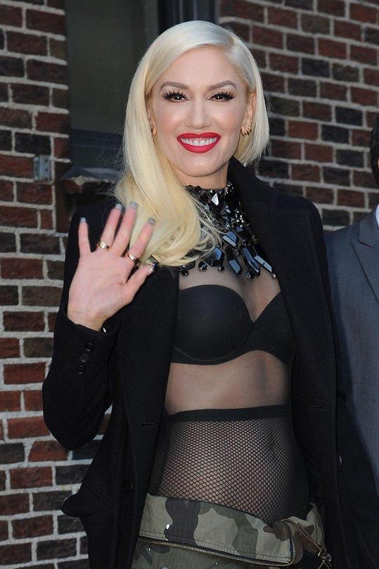 Gwen Stefani přivedla třetího syna na svět ve 44 letech.