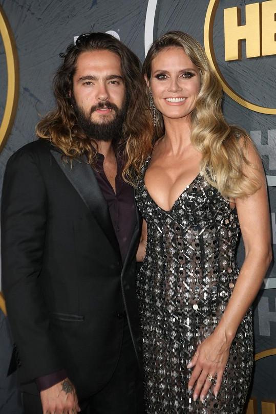 Modelka je šťastně vdaná za Toma Kaulitze.