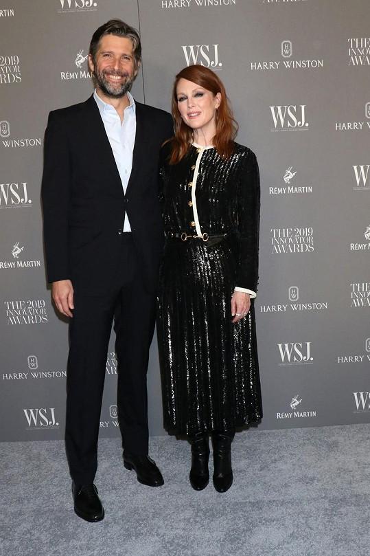 S manželem Bartem Freundlichem