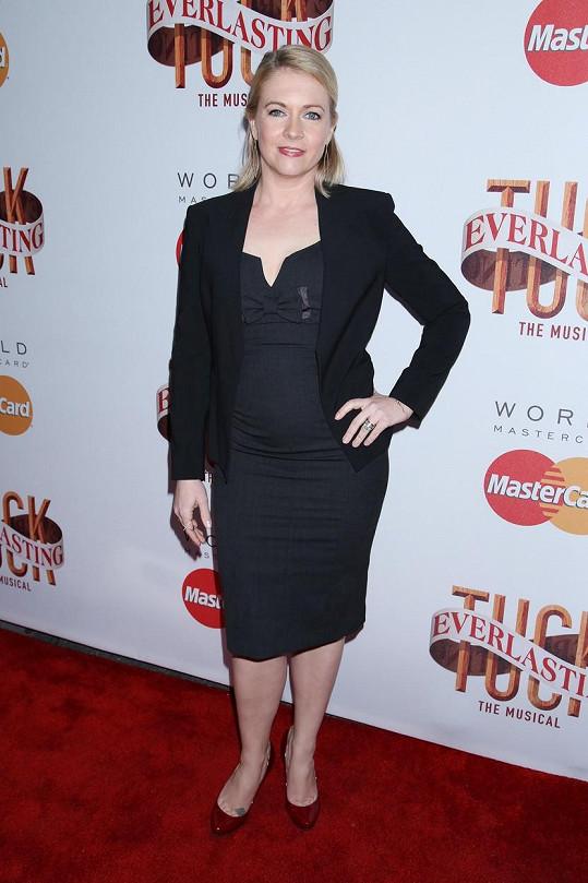 Čerstvě čtyřicetiletá Melissa Joan Hart (narozeniny oslavila 18. dubna)