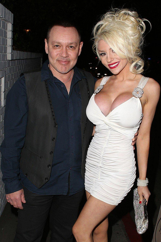 Doug Hutchison a Courtney Stodden