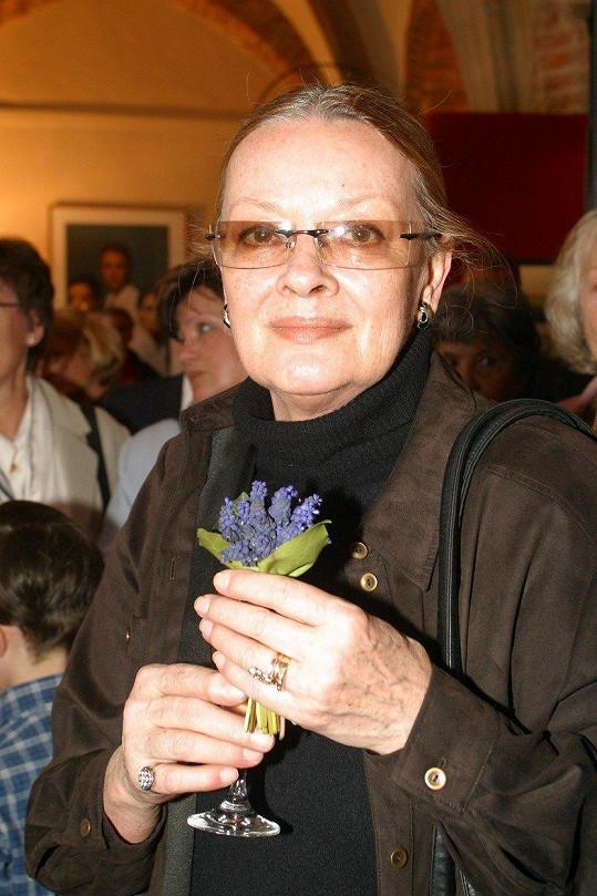 První manželkou Miloše Formana byla Jana Brejchová.