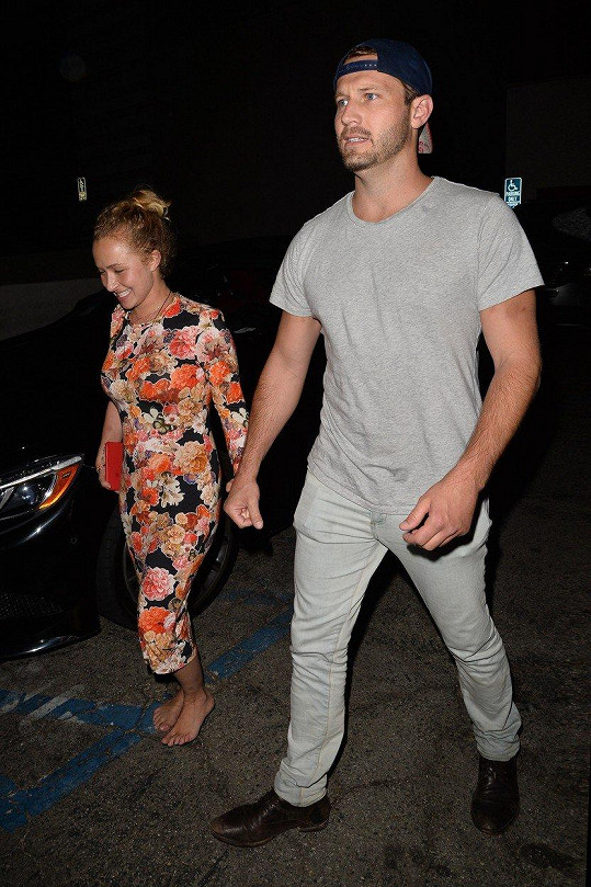 Hayden Panettiere už randí s jiným mužem.