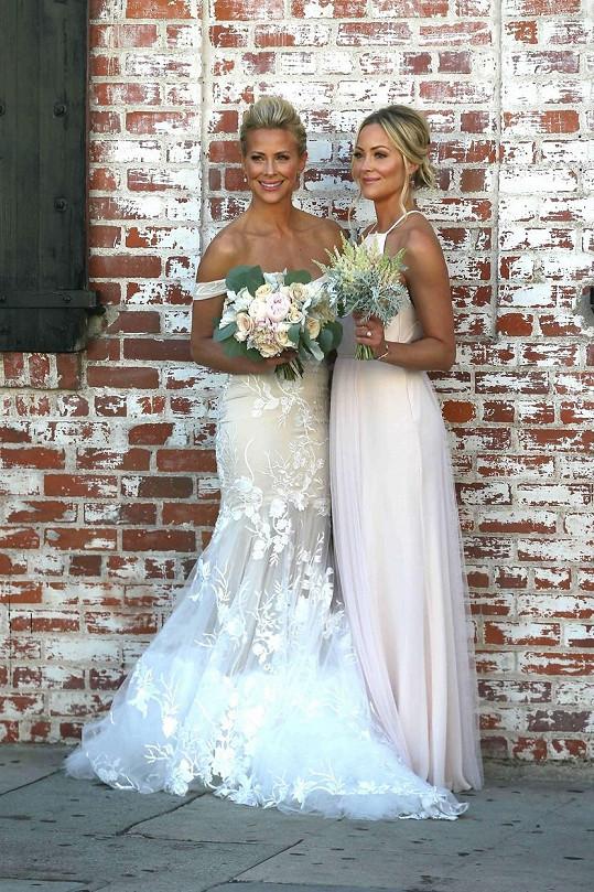 Brittany se svým dvojčetem, sestrou Cynthií