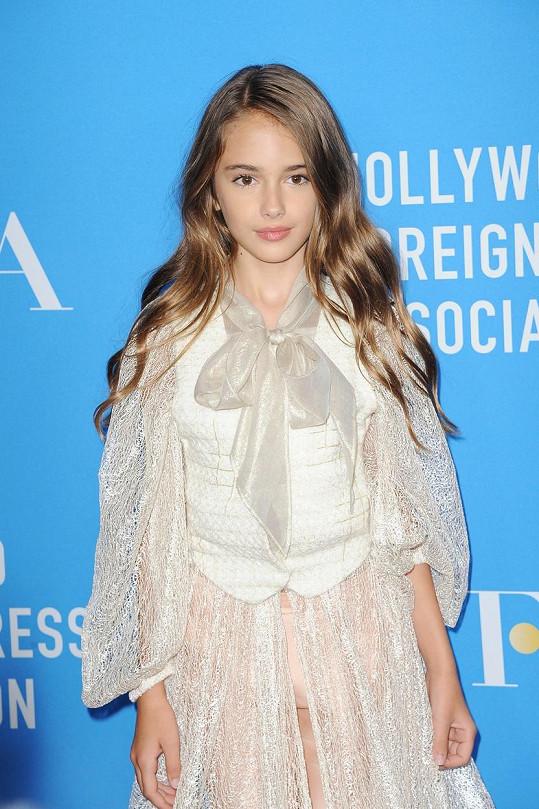 Desetiletá Julia Butters excelovala v roli Trudi.