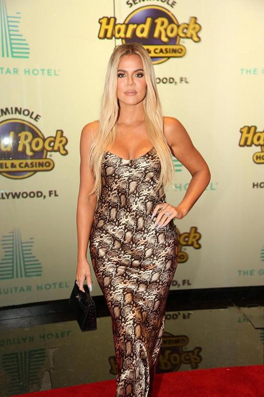 Khloé Kardashian přiznala, že prodělala koronavirus.