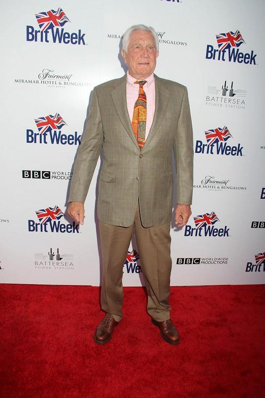 George Lazenby si Bonda zahrál jen jednou.