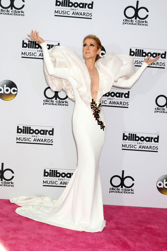 Céline Dion (49) na Billboard Music Awards
