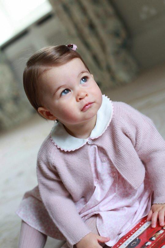 První narozeniny princezny Charlotte (2016)