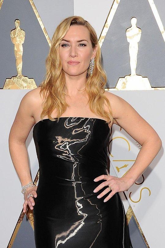 Kate Winslet predikovali, že bude hrát pouze baculky.