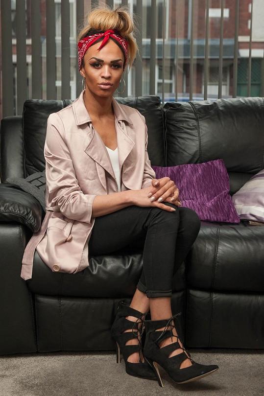 Talulah-Eve Brown se účastní nové řady soutěže Britain's Next Top Model.