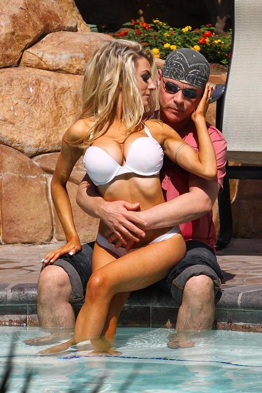 Doug Hutchison a Courtney Stodden
