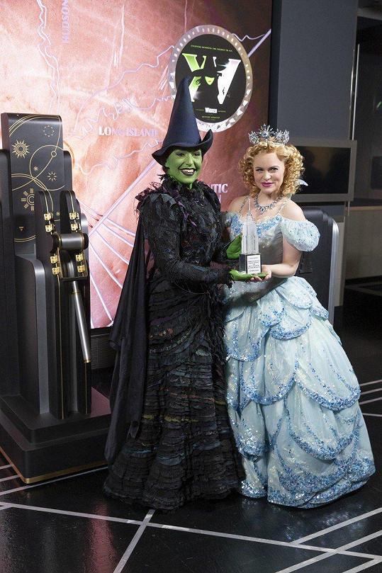 Takhle budou v muzikálu Čarodějka vypadat.