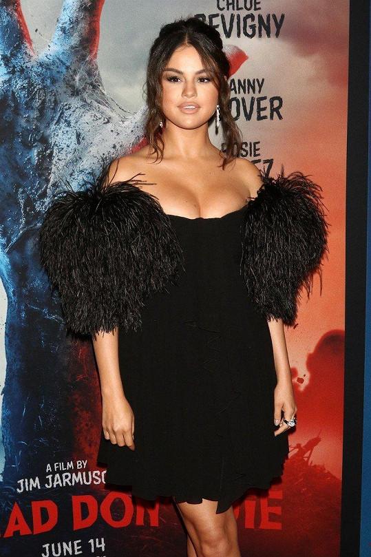 Selena Gomez kvůli lupu podstoupila i transplantaci ledviny.