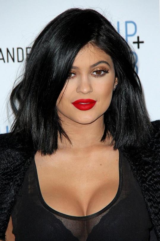 Kylie je nově tváří a ambasadorkou pleťové kosmetiky.