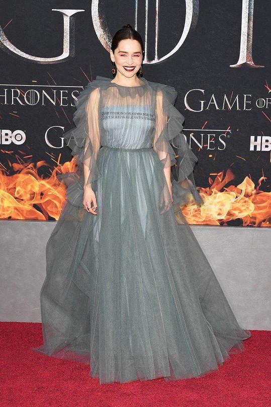 Za roli Daenerys získala britská herečka Emilia Clarke několik ocenění.
