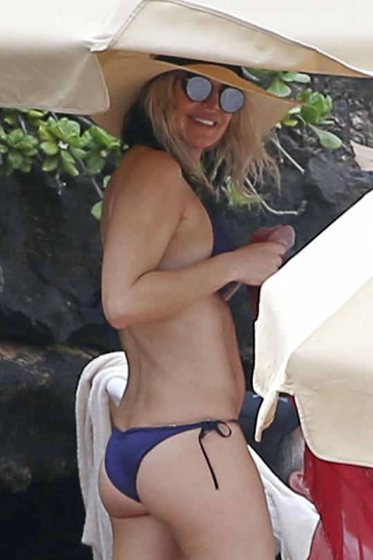 Fergie má Havaj, a to doslova...
