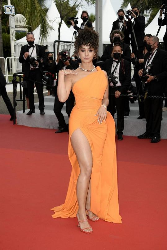 Francouzská vlogerka Lena Situations
