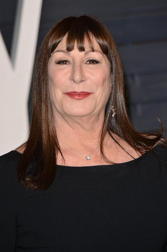 Oscarová herečka se ukázala na párty Vanity Fair.