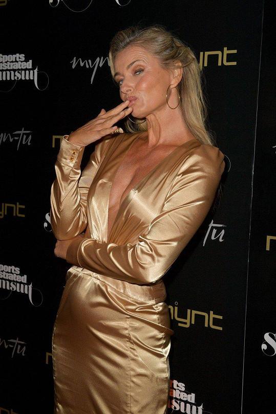 Pavlína Pořízková patří k nejúspěšnějším českým modelkám.