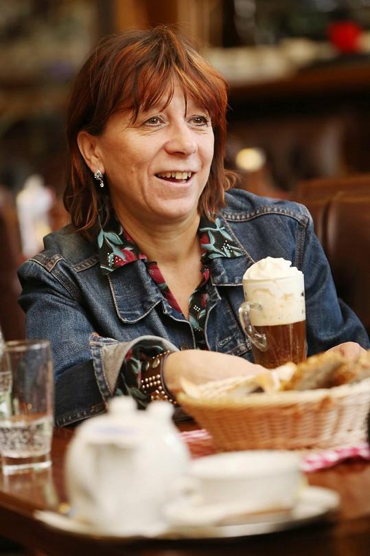 Zuzana Fišerová Svátková dnes
