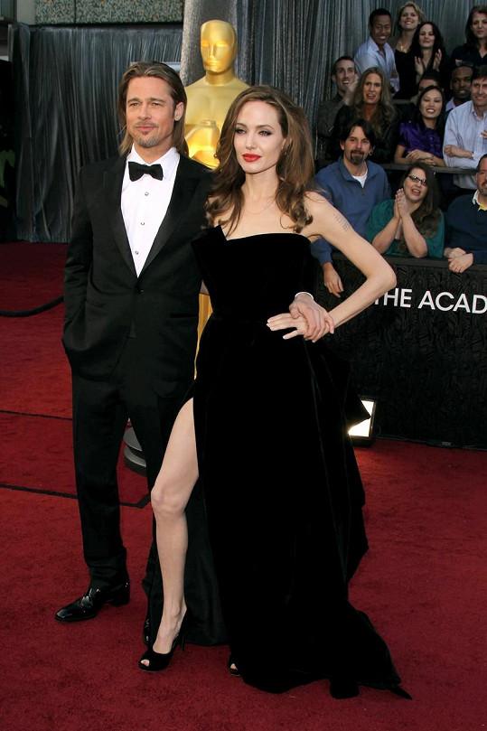 Předávání Oscarů v roce 2012