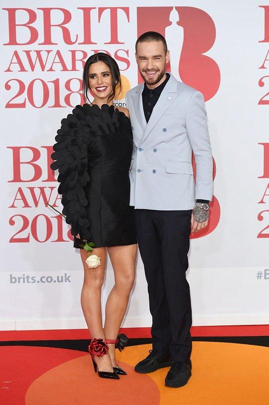 Na Brit Awards přišli jako zamilovaný pár.