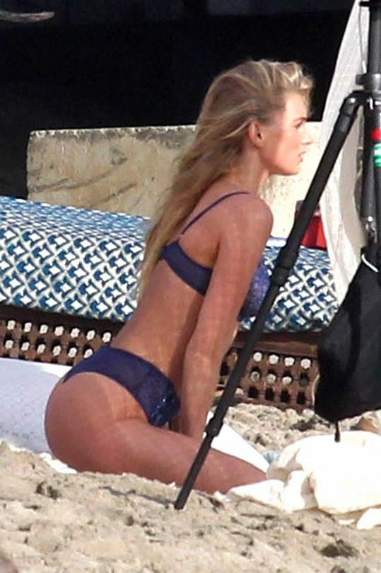 Kráska patří k nejúspěšnějším švédským modelkám.